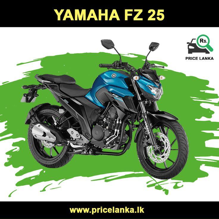 The New Yamaha FZ V3 Price in Sri Lanka 2019. Yamaha FZ FI