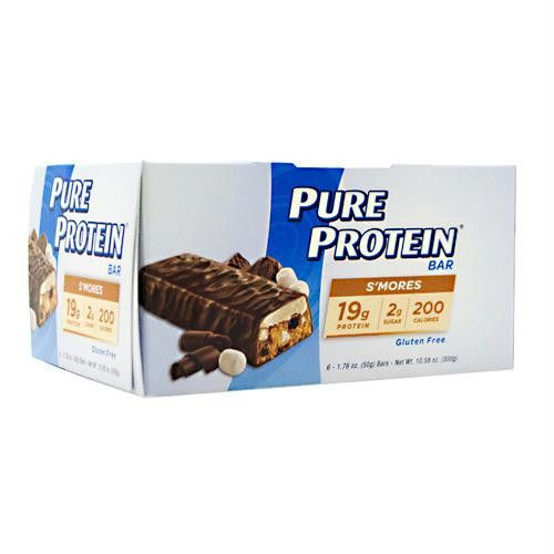 Pure Protein Pure Protein Bar S'mores - Gluten Free