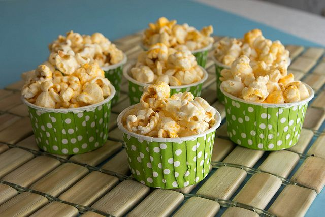 three cheese popcorn by kokocooks, via Flickr