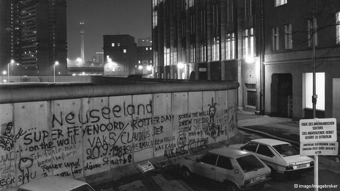 West Berlin in the 70's