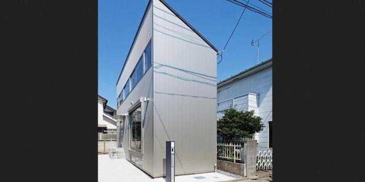Unik, Apartemen Ini Tanpa Jendela   26/11/2014   SolusiProperti.com - Sebuah apartemen mungil yang terletak di Tokyo, didesain oleh arsitek lokal sebagai apartemen paling mungil di kawasan itu. Demi mencegah tetangga melihat langsung bagian dalamnya, ... http://news.propertidata.com/unik-apartemen-ini-tanpa-jendela/ #properti #apartemen