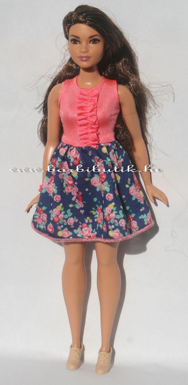 Dundi barbiem 2016. /Curvy Barbie 2016. Spring into style