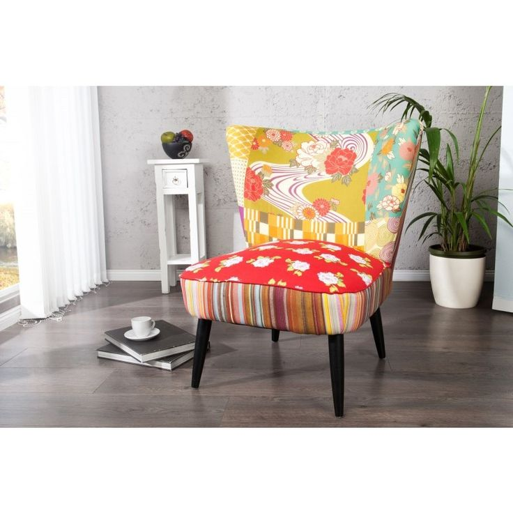 Moderne fauteuil Retro Ibiza - 23241