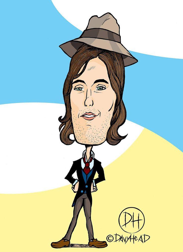 Filippo Feel. ©Davyhead #davyhead #drawing #caricatures #caricature #caricatura #caricaturas