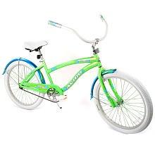 Asking Santa for an Avigo 24 inch Bike - Girls - Beach Cruiser