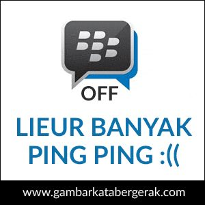 DP BBM Lucu Bahasa Sunda Bergerak, BBM off lagi lieur