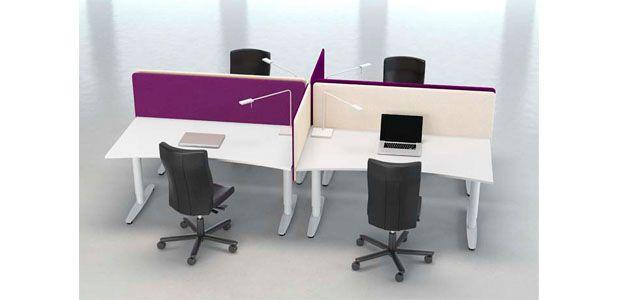 EFG Tab Bordskjermen designet for å kunne gi det riktige uttrykket på arbeidsplassen.  EFG Tab er en ny bordskjerm hvor du kan leke med farger og materialer  -  ensfarget, tofarget og med kontrastsøm i sidene. EFG Tab er inspirert av de mange prosjektene vi har jobbet med, og trenden med akustiske løsninger som design statement løsninger. EFG Tab kommer i mange ulike størrelser for å kunne tilpasses  størrelsen på arbeidsplassen.