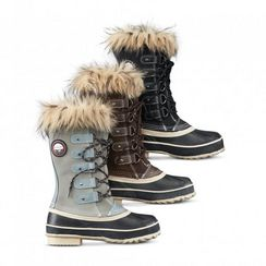 Alpinetek Women's Waterproof Winter Snow Boots