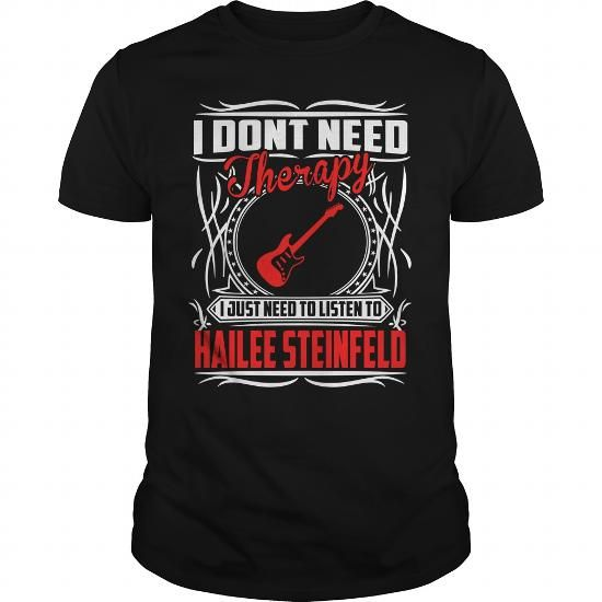 Cool Love Hailee Steinfeld Christmast 2017 T-Shirts