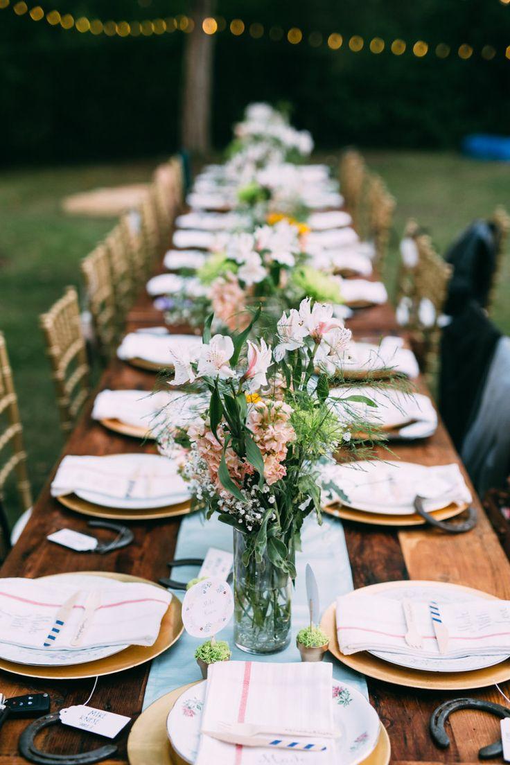 1159 best Table Settings images on Pinterest | Beach weddings ...