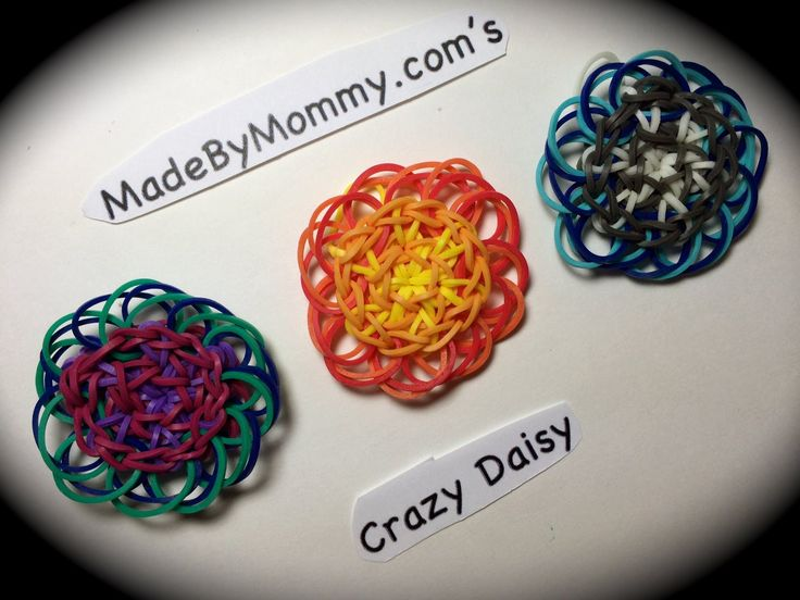 Made by Mommy's Crazy Daisy Charm