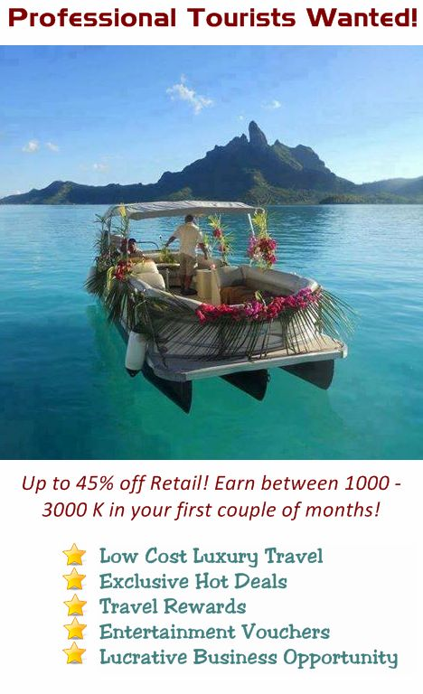 Claim your $500 Travel Reward Cash Today! Sign up to learn more about our travel club and the benefits of being a member.