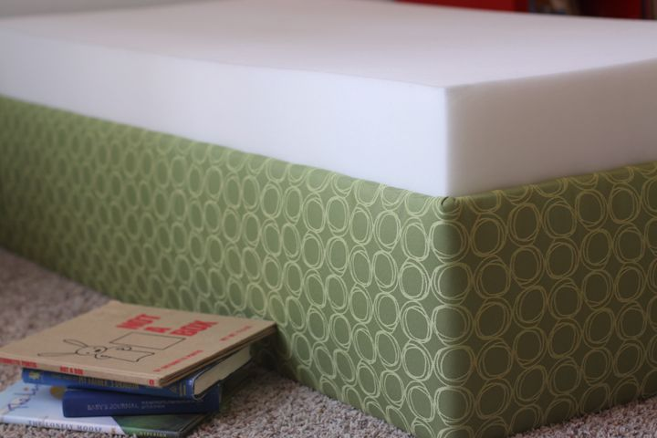 Cute idea for DIY toddler bed: Cute Ideas, Bed Frame, Building Toddlers, In Building