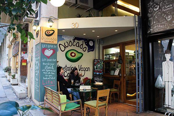 Nikis St: Athens' Most International Food Address!   Insider Publications