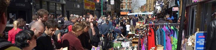 Brick Lane Market defies simple description. On the one hand, it is a traditional Sunday flea market where everything is for sale, up to and including the kitchen sink. On the other hand, Brick Lane Market is a term used to describe a general area where there are a number of markets on different days of the week, and at different times of the year. One thing is for certain, though: Brick Lane Market is as much a part of London as Big Ben, the London Eye, or Tower Bridge.