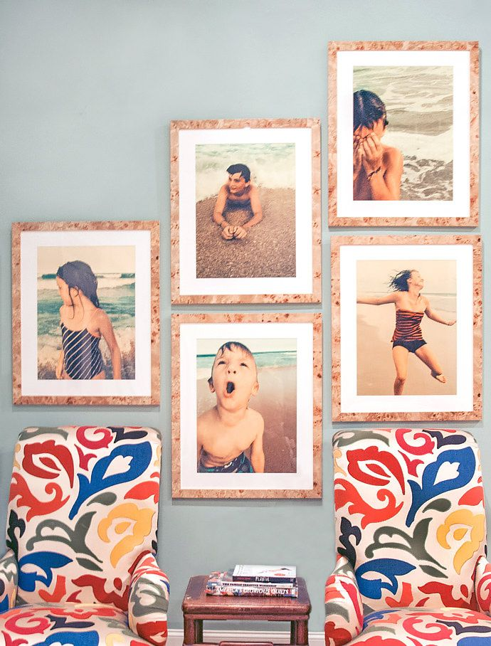 Create custom framed prints from your iPhone with the new Framebridge app!