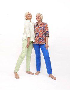 I pantaloni a vita alta di Ielpo