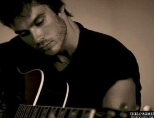 he just got a lot hotter.The Vampires Diaries, This Man, Damon Salvation, Beautiful, Guitar, Eye Candies, Iansomerhalder, Ian Somerhalder, People