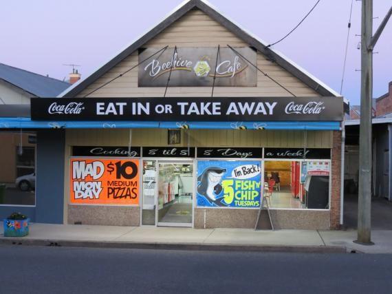 Beehive Cafe Macksville For Sale in Macksville NSW - BusinessForSale.com.au