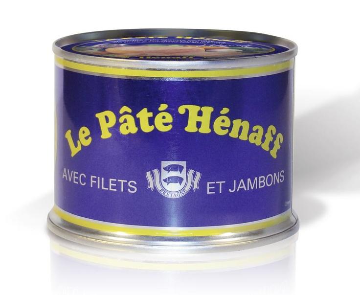 Le Pâté Hénaff, l'incontournable pâté de  Pouldreuzic (29).