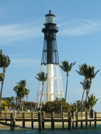 Hillsboro Inlet Lighthouse...Pompano Beach, Florida. Tours are not everyday! Check Schedule...