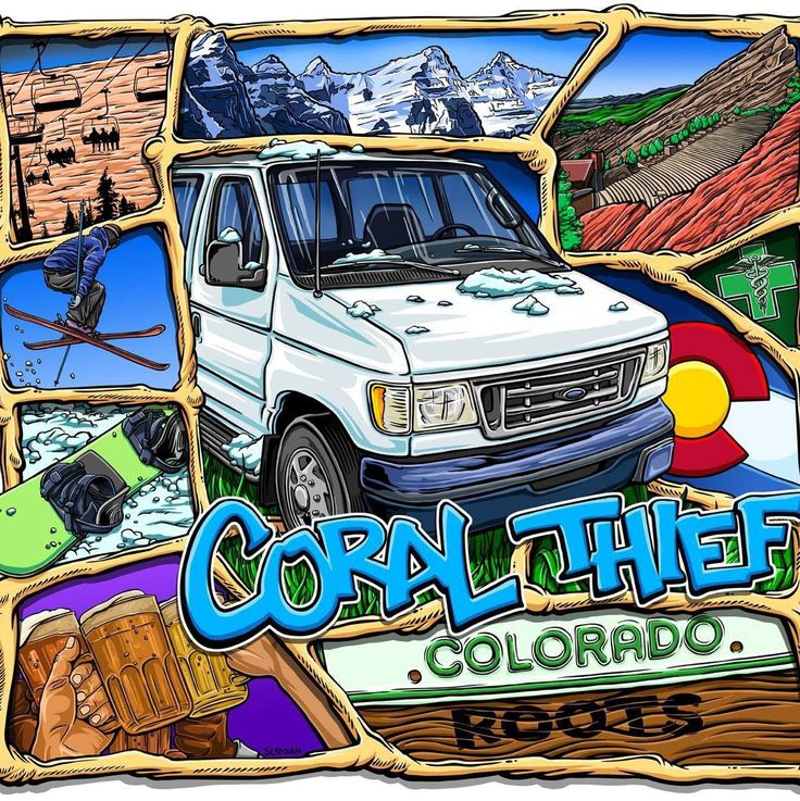 Q&A: Denver's Own Coral Thief Gear Up for Thursday Night Live at The Riviera