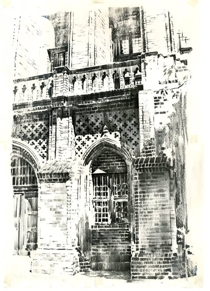 Architecture Drawing Pencil 51 best pencil drawings images on pinterest | pencil drawings