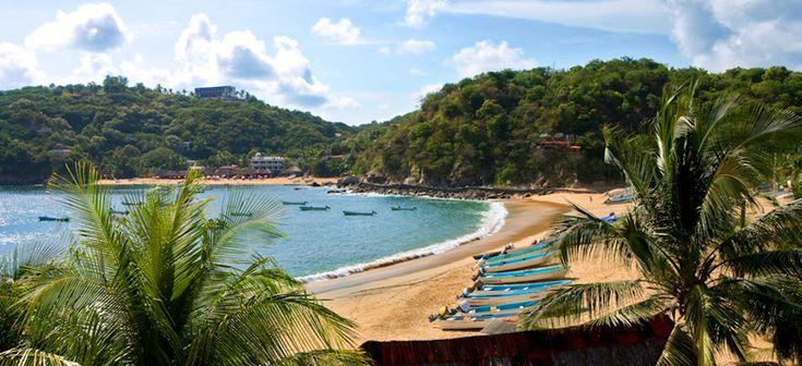 Puerto Escondido, Southern Oaxaca, Mexico