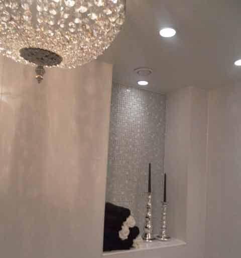 Bildresultat för kristallkrona dusch