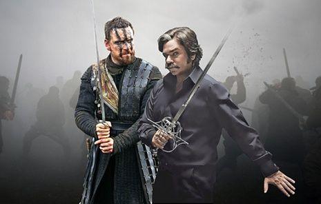 Toast of London Macbeth