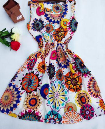 2016 Summer Dress - Dress #116