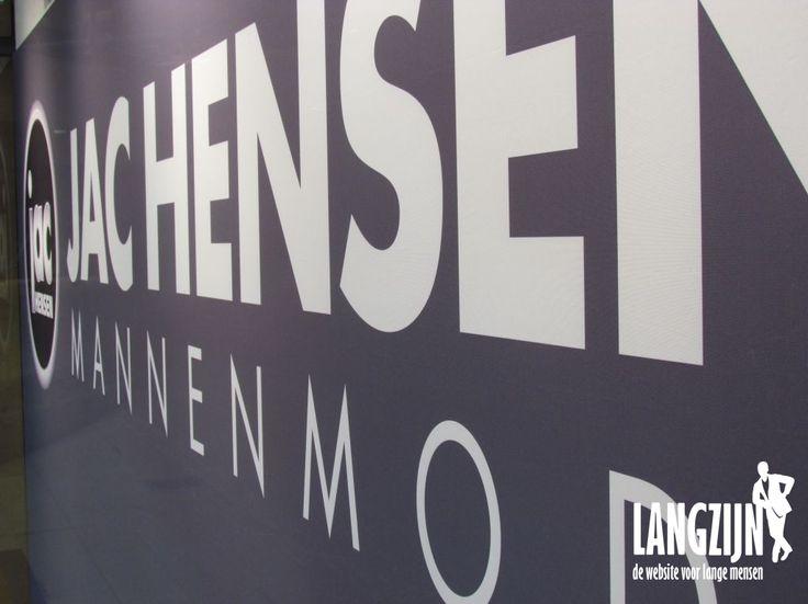 Op 1 maart 2017 opent Jac Hensen mannenmode een eerste vestiging in de Randstad. Lange mannen kunnen volgend jaar in Dodrecht bij Jac Hensen terecht voor een uitgebreide collectie herenmode in..