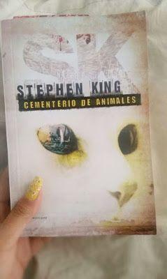 Entre palabras y escritos: RESEÑA | CEMENTERIO DE ANIMALES of Stephen King