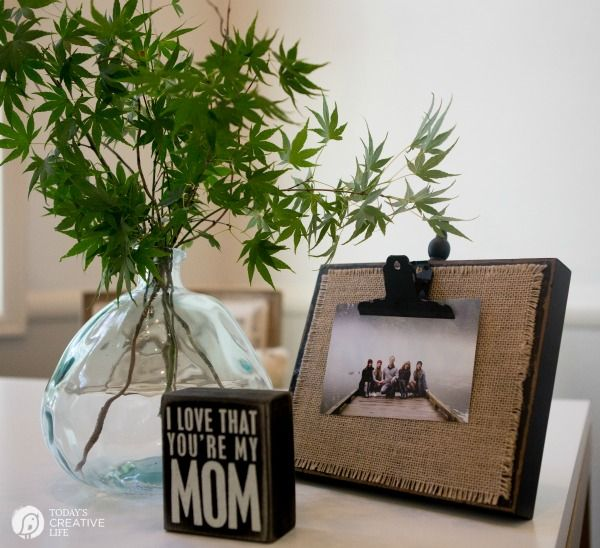 It's easy to put together a Farmhouse Office Makeover with stylish and inexpensive items from Better Homes and Gardens. See which items we used.