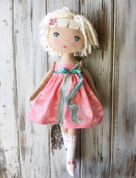 Dahlia SpunCandy Classic Doll Heirloom Quality Doll Modern