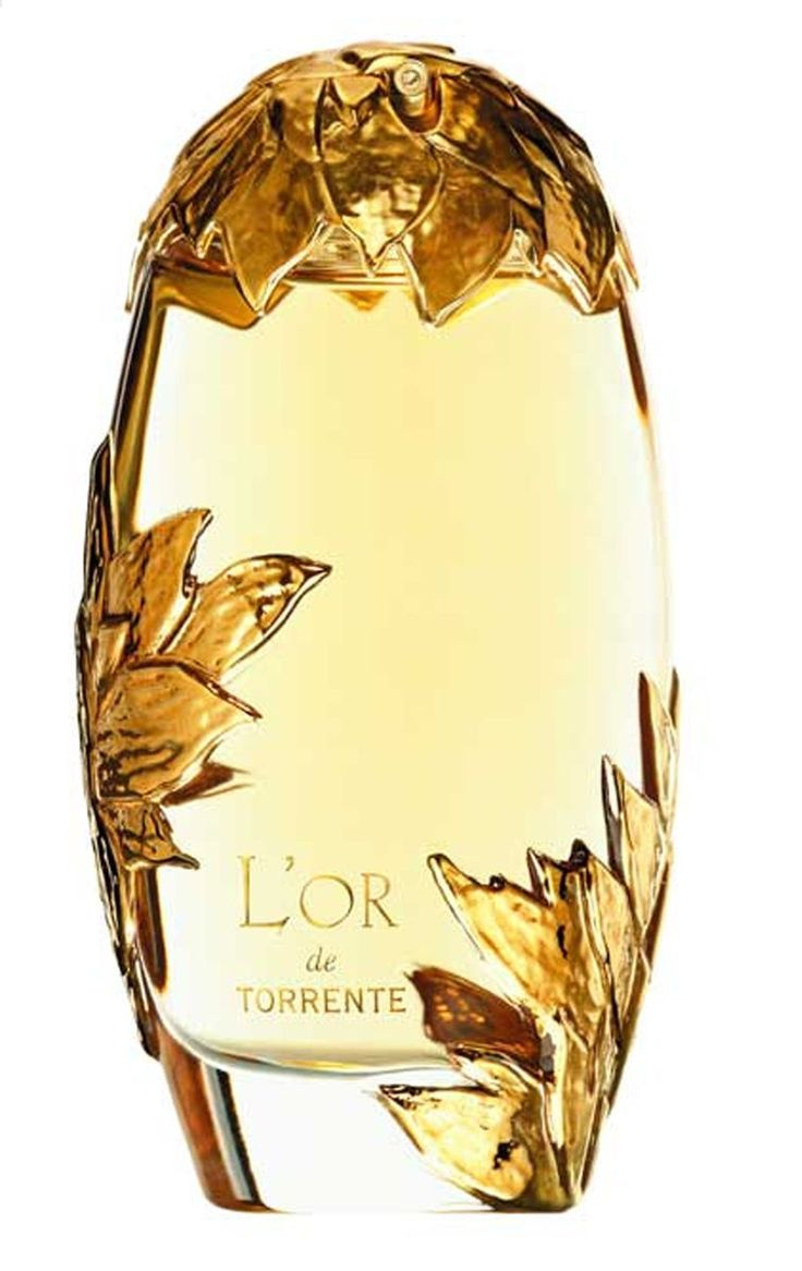 L`Or de Torrente Torrente perfume - a fragrance for women 2001 coffee, rose, angelica oakmoss, amber, lotus, tangerine orchid, iris, fig leaf
