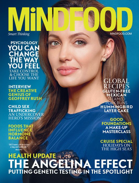 MitoQ Is featured in MiNDFOOD Magazine