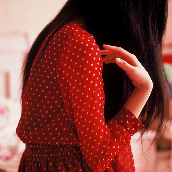 Yang Du: Red And White, Cute Tops, Fashion Shoes, Polka Dots Dresses, Fashion Models, Clothing, Strawberries, Polkadots, Red Polka