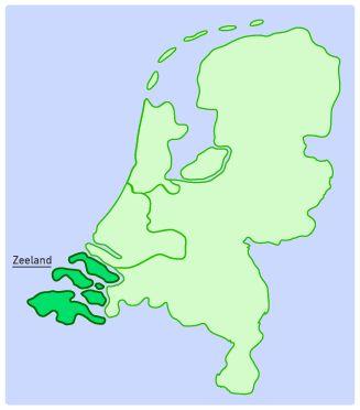 The Netherlands with Zeeland