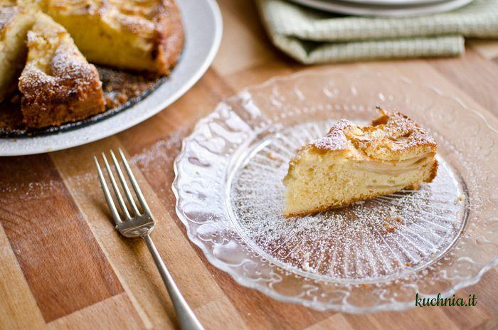 Torta di Mele - włoskie ciasto z jabłkami