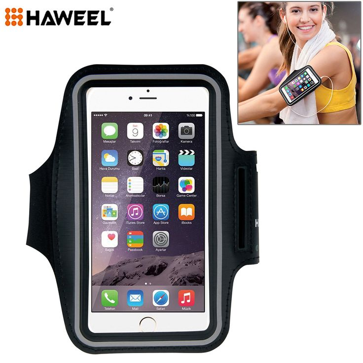 Haweel Waterproof Sport Armband Case for iphone 6 6s Gymnasium Activities Accessories Running Phone Pouch Cover Arm Band -- AliExpress Affiliate's buyable pin. Details on product can be viewed on www.aliexpress.com by clicking the VISIT button #PhonePouch