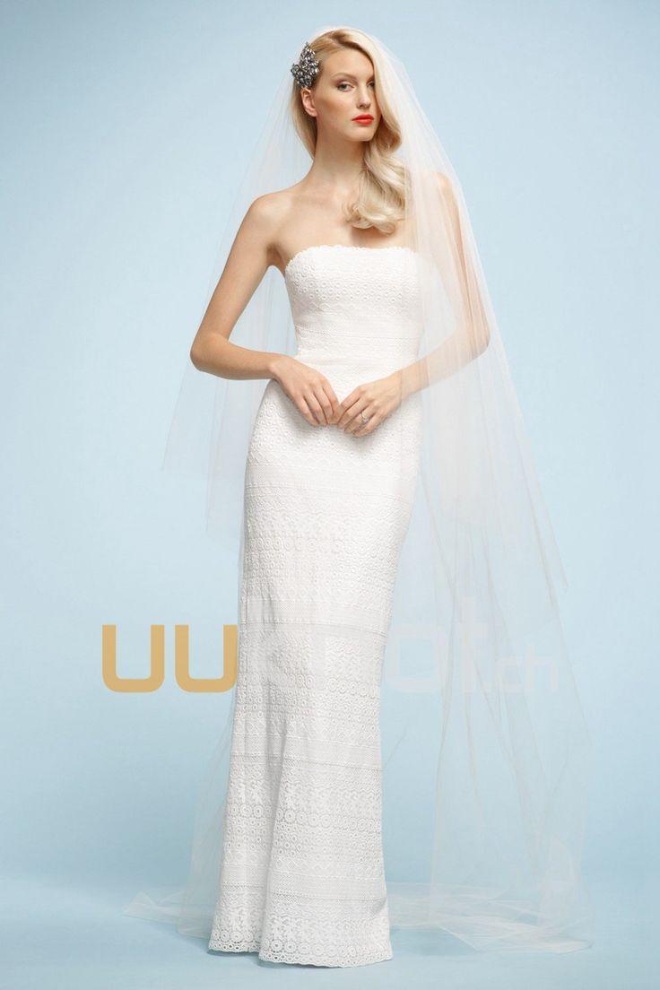100 best Mantel Brautkleider images on Pinterest | Wedding frocks ...