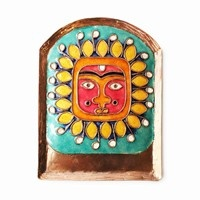 Decorative Wall Pieces,Made In India,Wall Plaque - Sun