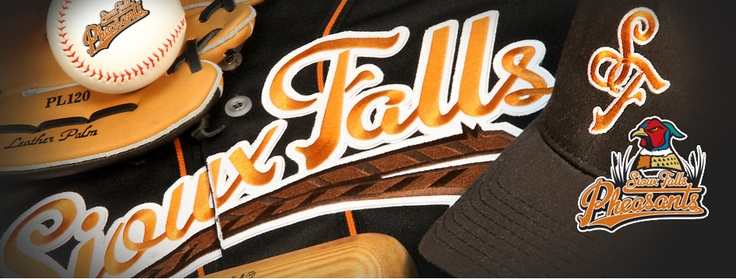 We developed the new brand for the Sioux Falls Pheasants Baseball Team.