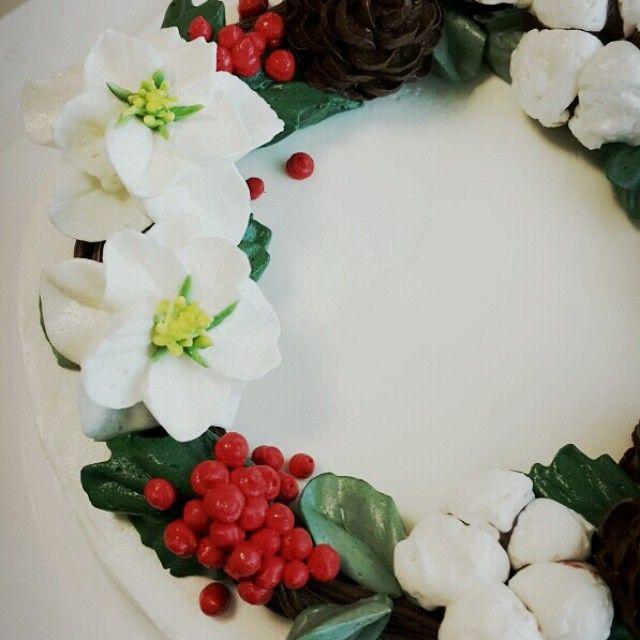 #크리스마스 #겨울 #Christmas  #버터비 #butterbe #flowercake #buttercream #cake #cupcake #baking #homebaking #bakingclass #dessert #sweet #weddingcake #플라워케이크 #꽃케이크 #케이크 #버터크림 #베이킹 #홈베이킹 #웨딩케이크 #컵케이크 #머핀 #디저트 #케잌 #제빵 #제과 #빵 #수제케이크
