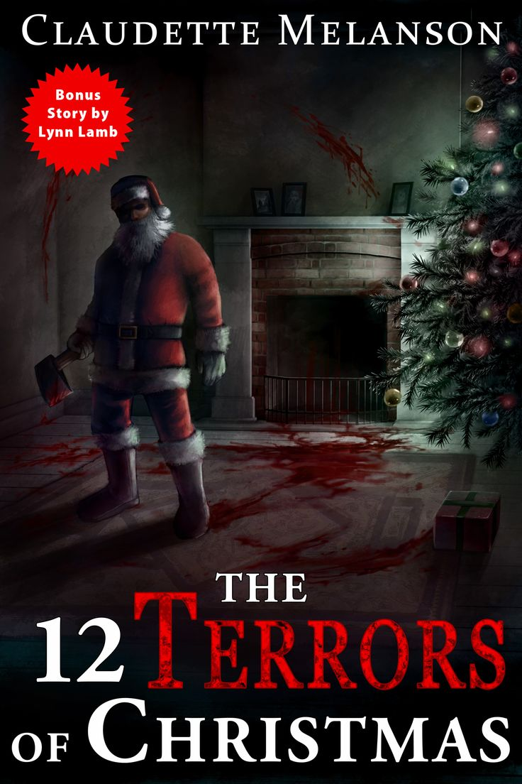 Today's promotion is for The 12 Terrors of Christmas: A Christmas Horror Anthology by Claudette Melanson, with a bonus story by Lynn Lamb and an excerpt from The Price of A Christmas Wish. &n…