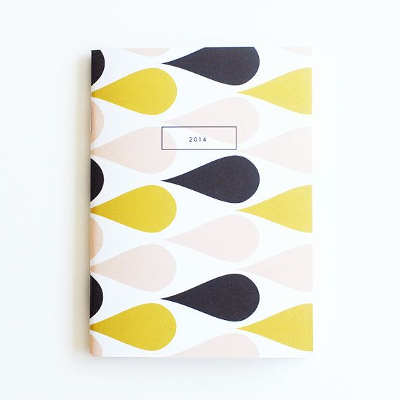 2014 pocket monthly planner - sunset