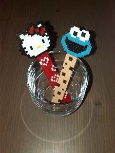 Marcapaginas hama beads (1)
