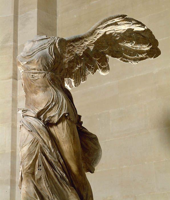 Winged Victory ofSamothrace - Warrior I