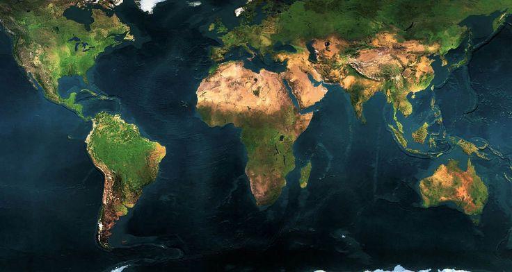 wallpaper earth map - http://hdwallpaper.info/wallpaper-earth-map/  HD Wallpapers